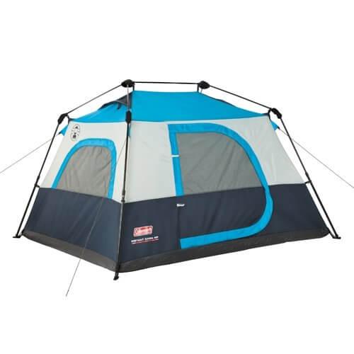 Coleman 4 Person Instant Tent review