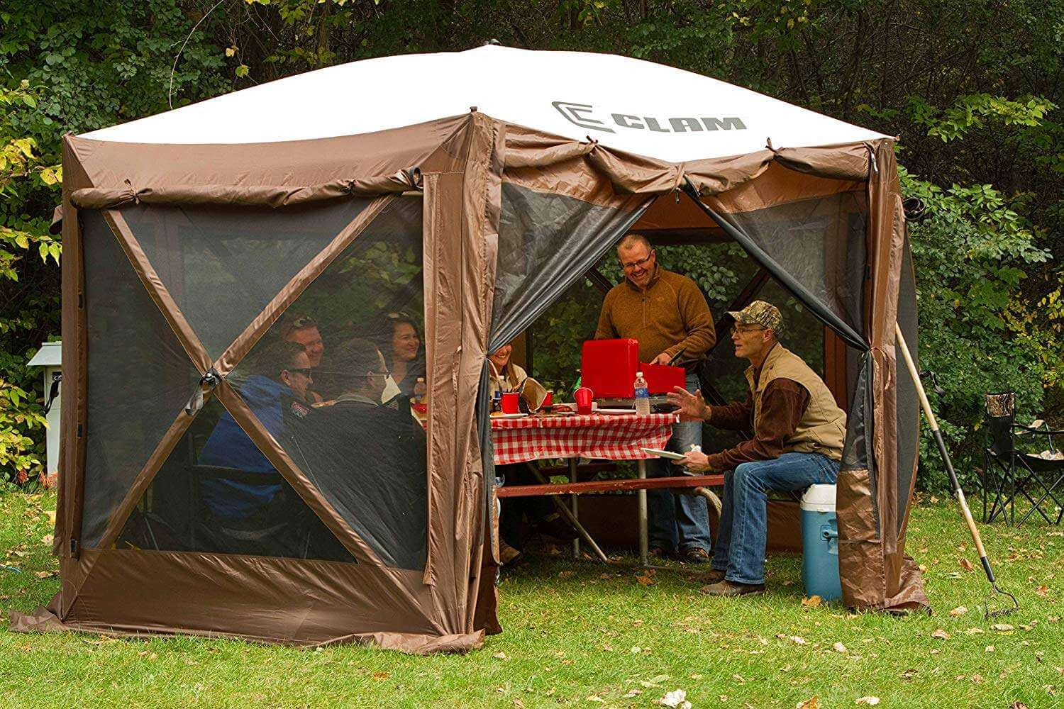 Best Pop Up Gazebos With Sides And Netting Reviewed The