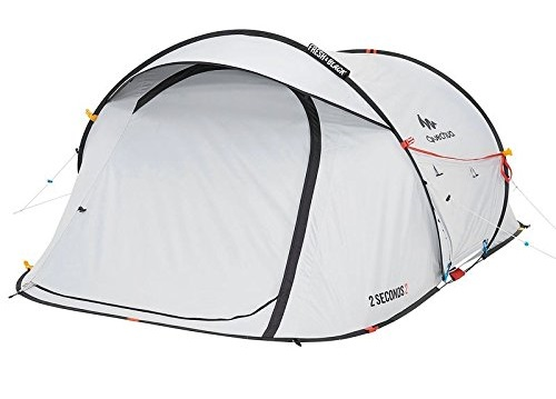 Small White Pop Up Tent