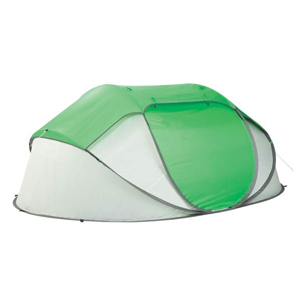 Coleman 4 person pop up tent