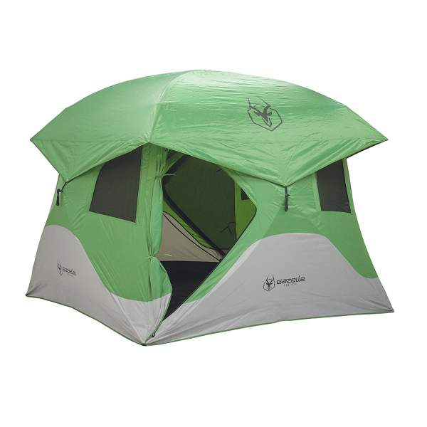 Gazelle 4 person pop up tent