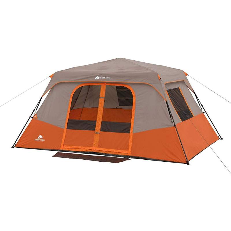 Ozark Trail 8 person instant cabin tent