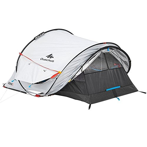 Quechua 2 seconds 2 person pop up tent