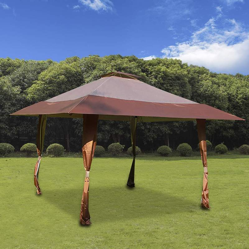 Cloud Mountain 13x13 Pop Up Gazebo