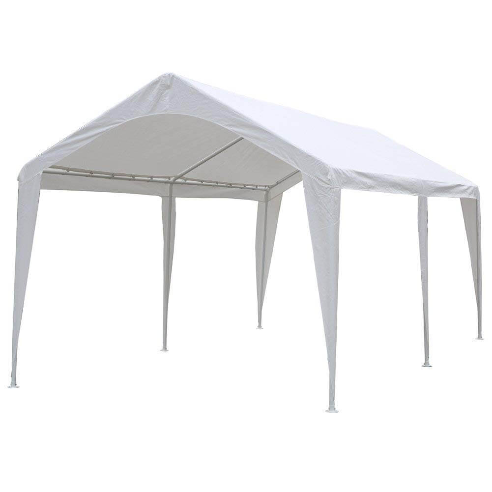 Abba Patio – Car Canopy 10 x 20 feet