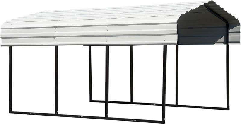 Arrow 10 x 15 Steel Carport Review