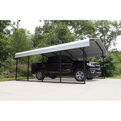 Arrow Car Canopy Black