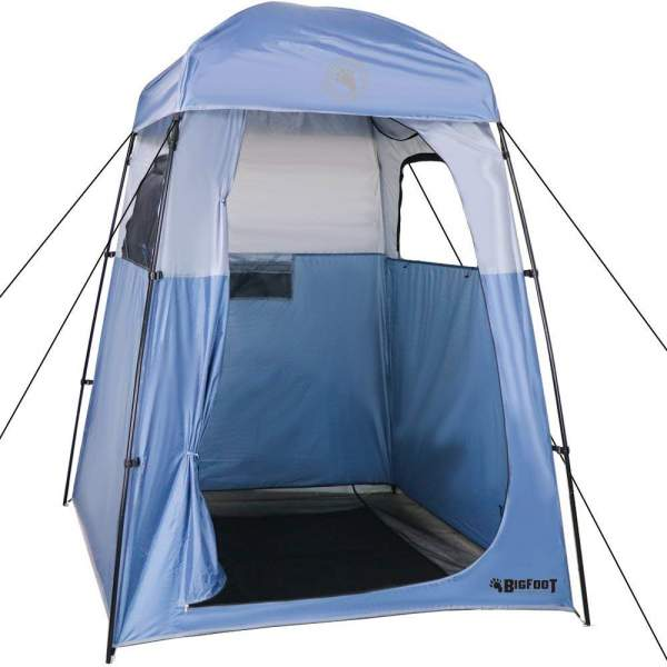 Bigfoot Outdoor Products Standup Privacy Tent