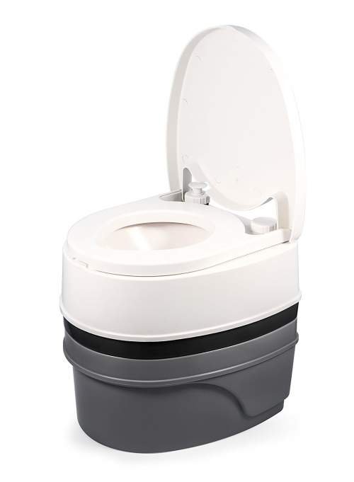 Camco Premium Portable Travel Camping Toilet