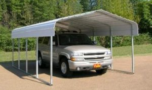Car Canopy Cover Metal