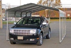 Car Canopy Metal Example