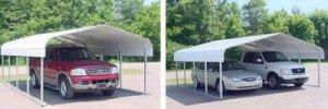Car Canopy Permanent