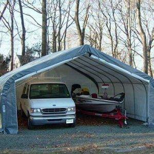 Car Canopy Storage Example 2