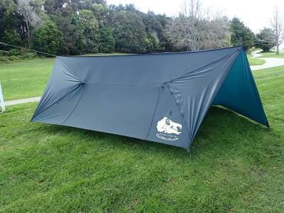 Chill Gorilla Fortress Tent Tarp