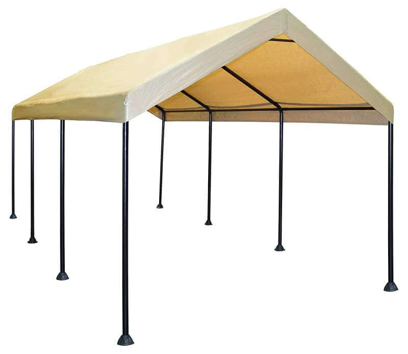 Domain Caravan Canopy 10 x 20 Review