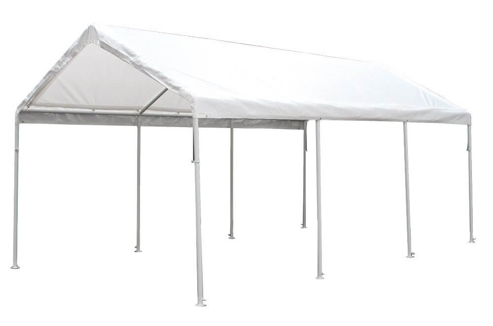 King Canopy 10 x 20 Hercules Review