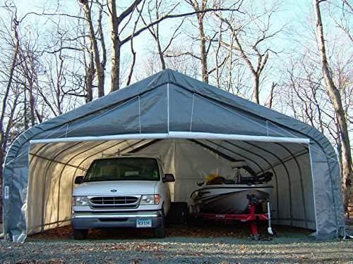 Rhino Shelters- Car Canopy 22 x 24 feet