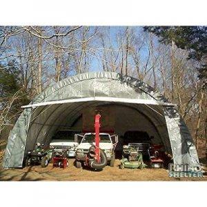 Rhino Shelters- Car Canopy 30 x 30 feet