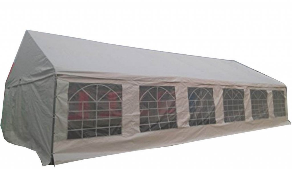 Shade Tree Car Canopy 20 x 40 feet