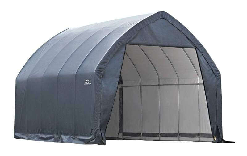 ShelterLogic Garage in a box carport review