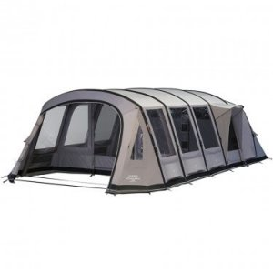 Air tent tunnel