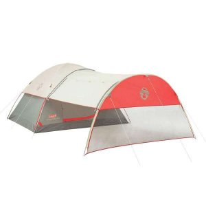 Coleman Cold Springs with Front Porch Dome Tent