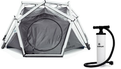 Heimplanet The Cave Inflatable Tent