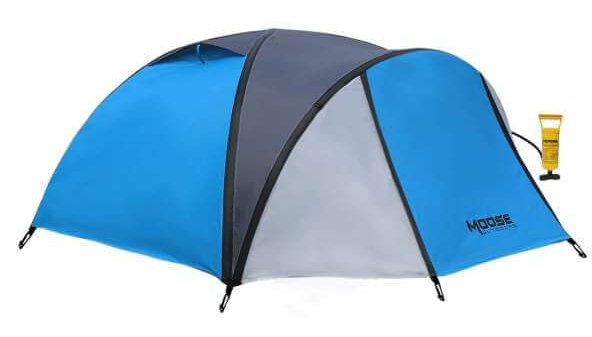 Moose Outdoors Inflatable Tent