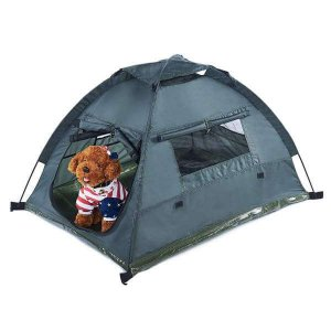 Pettom Dog Cat Camping Tents