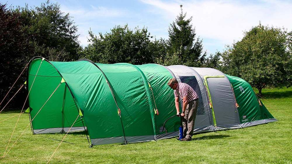 best air tent reviews