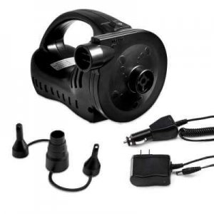 rechargeable air pump