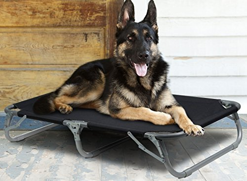 GigaTent Elevated Pet Cot