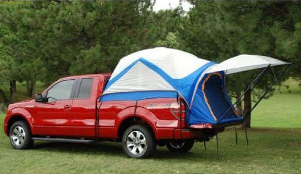 12 Best Truck Bed Tent Reviews Napier Vs Kodiak Vs Rightline