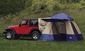 Jeep Liberty Tent