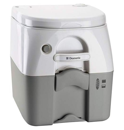 Dometic 5 Gallon portable toilet review