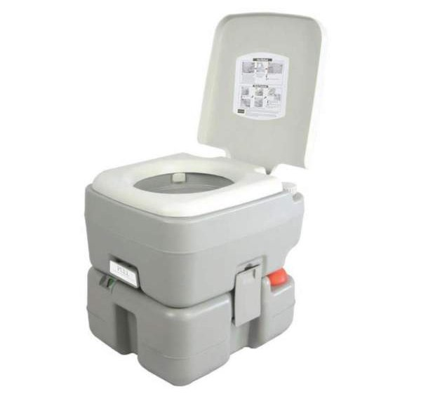 Serenelife Portable Toilet Review