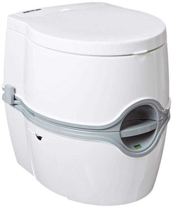 porta potti white thetford corp portable toilet review