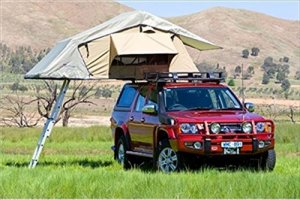 ARB Simpson 3 roof top tent