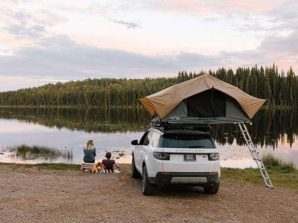 Frontrunner roof tent review