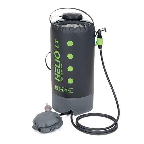 Nemo Helio 22 litre Pressure Shower Review