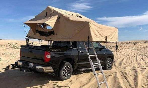 Smittybilt 2883 Overland Tent review