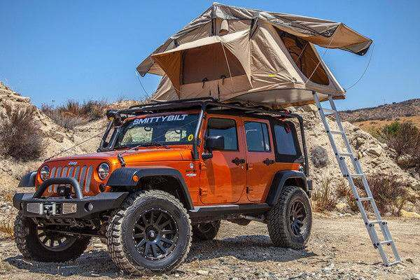 Smittybilt Jeep Tent Review