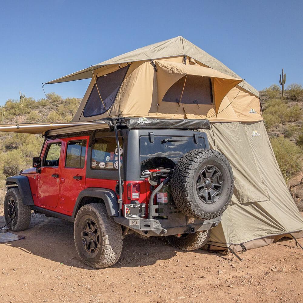 Tuff Stuff Ranger tent review