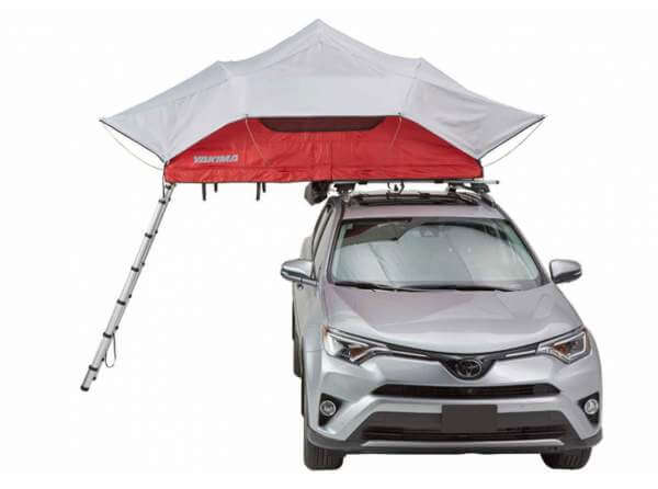 Yakima Skyrise Rooftop Tent review