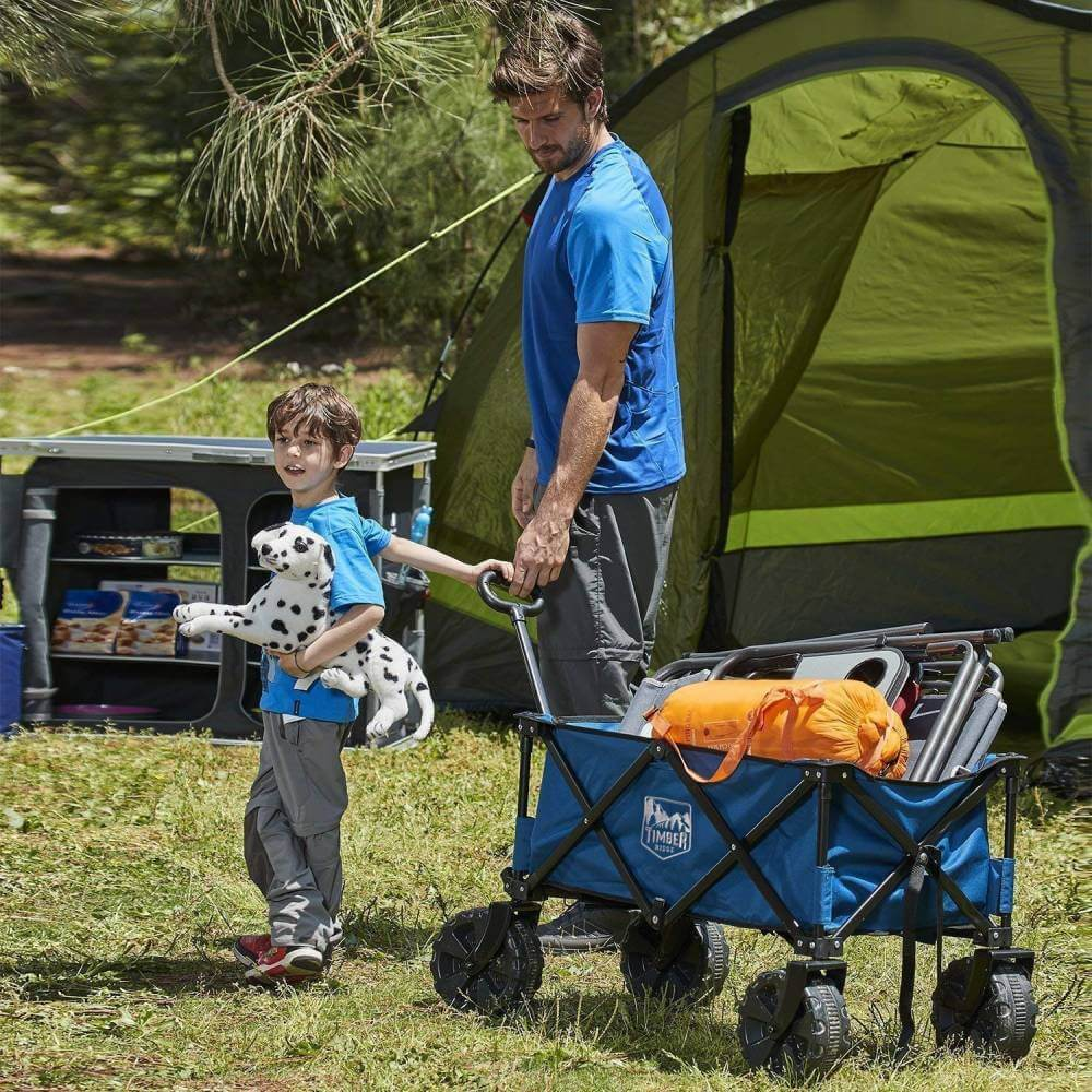 Folding Camping Wagon Reviews