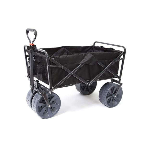 Mac Sports Heavy Duty Collapsible Wagon Review