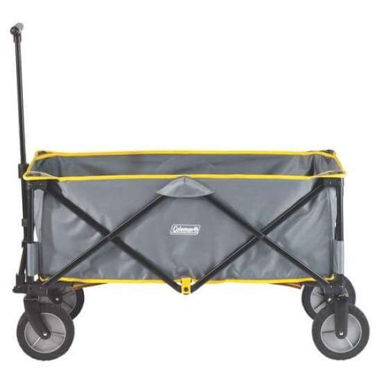Coleman camp wagon review