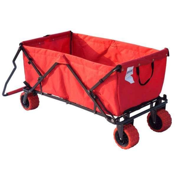 Impact Canopy Folding Utility Wagon review