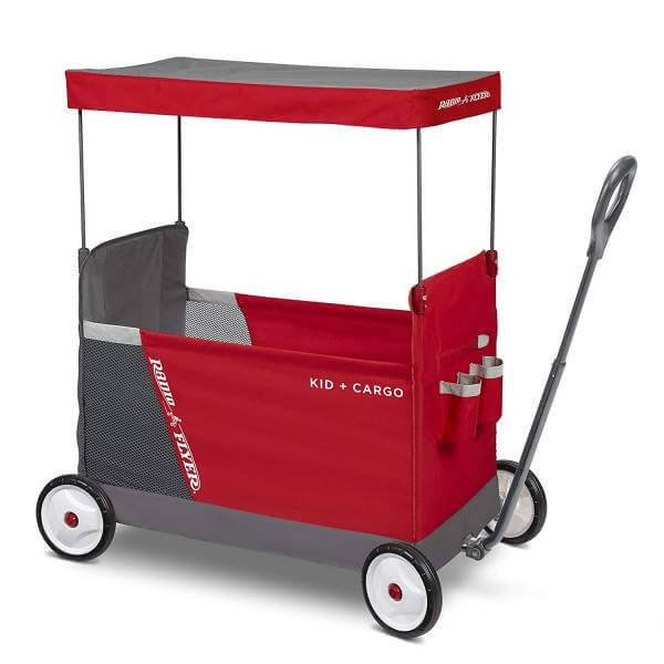 Radio Flyer Folding Wagon Review