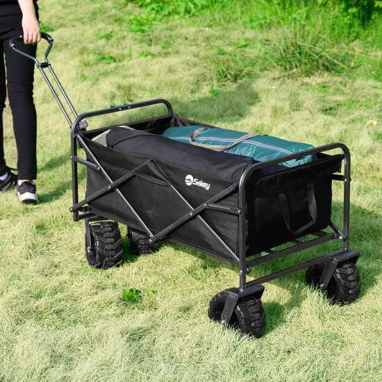 best folding wagon reviews